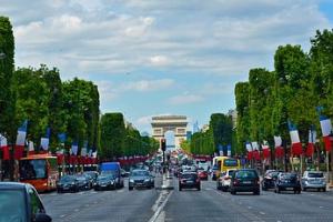 Milieusticker verplicht in Franse steden