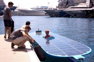 Solar Boat Twente derde bij internationaal debuut
